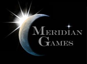Meridian Games logo