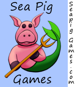 SeaPig Games Logo