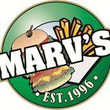 marv's logo