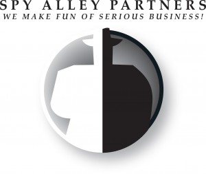 spy alley logo